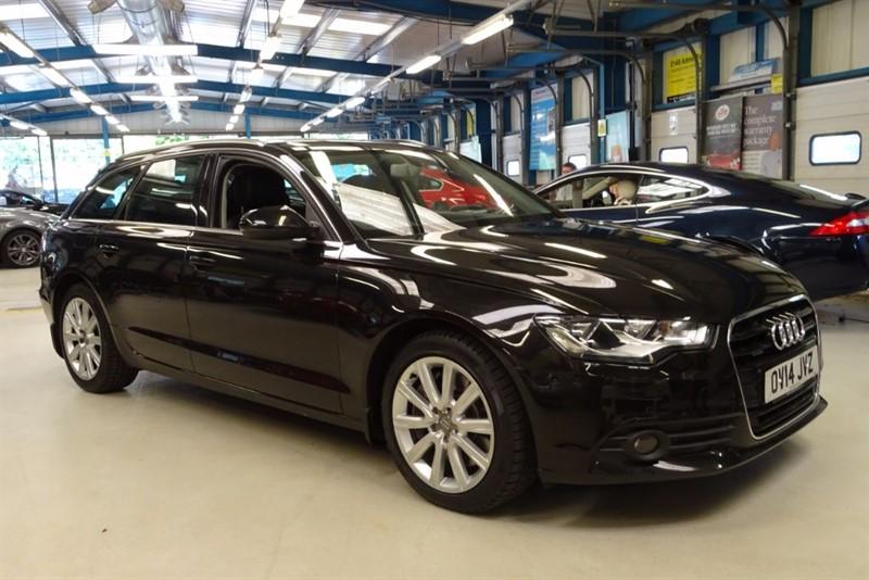 used Audi A6 Avant TDI QUATTRO SE [SAT NAV / LEATHER / 316 BHP!] in basingstoke-hampshire