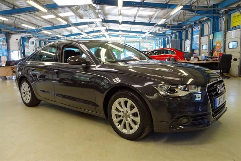 used Audi A6 Saloon TDI QUATTRO SE in basingstoke-hampshire