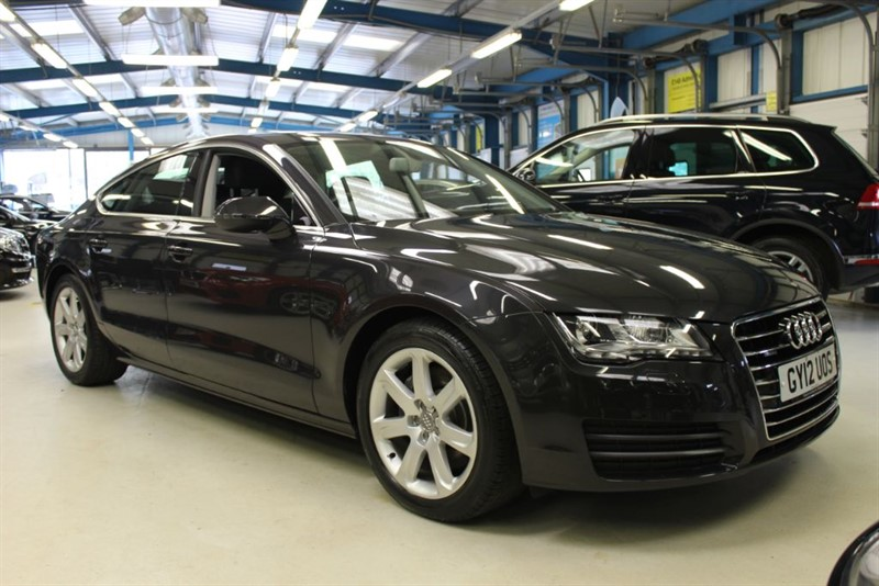 used Audi A7 TDI QUATTRO SE [TECH PACK / LEATHER / 4WD] in basingstoke-hampshire
