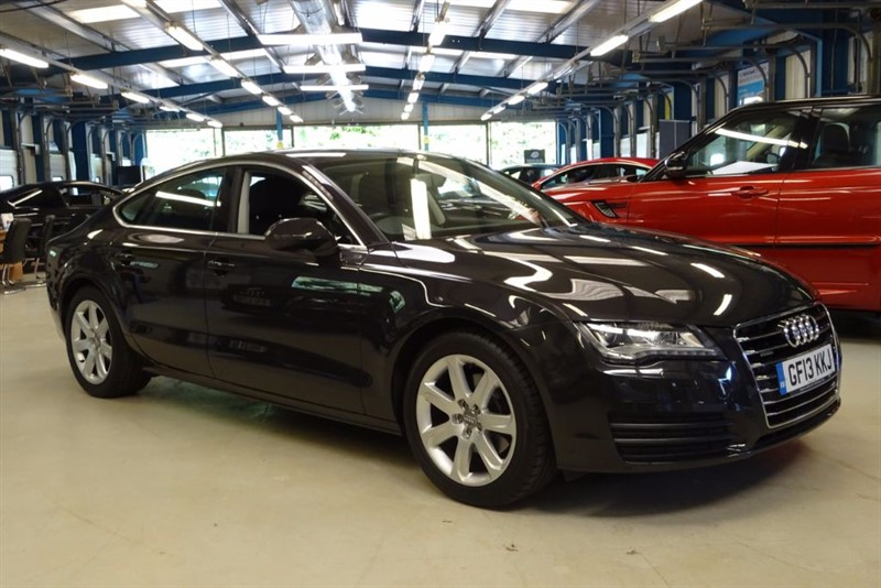 used Audi A7 TDI QUATTRO SE [SAT NAV / 1 OWNER / CRUISE CONTROL] in basingstoke-hampshire