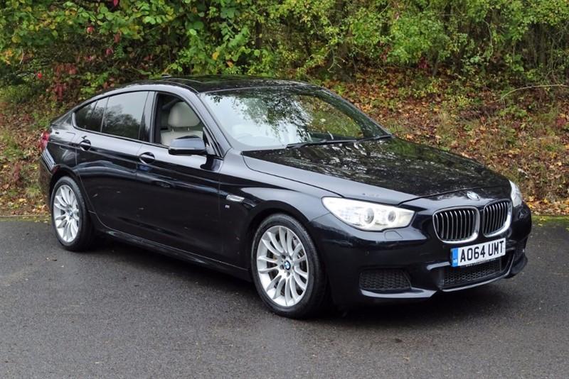 used BMW 520d M SPORT GRAN TURISMO [NAV / PAN ROOF / 1 OWNER] in basingstoke-hampshire