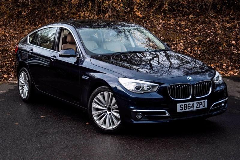 used BMW 520d LUXURY GRAN TURISMO [HUGE SPEC / 1 OWNER] in basingstoke-hampshire