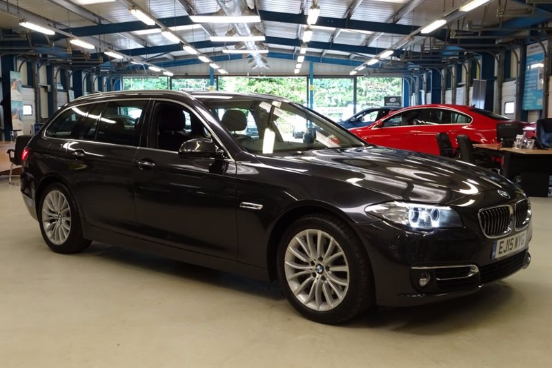 used BMW 535d LUXURY TOURING in basingstoke-hampshire