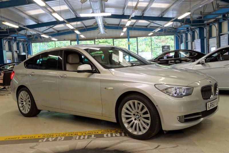 used BMW 535i SE GRAN TURISMO [SAT NAV / LEATHER / PANO ROOF] in basingstoke-hampshire