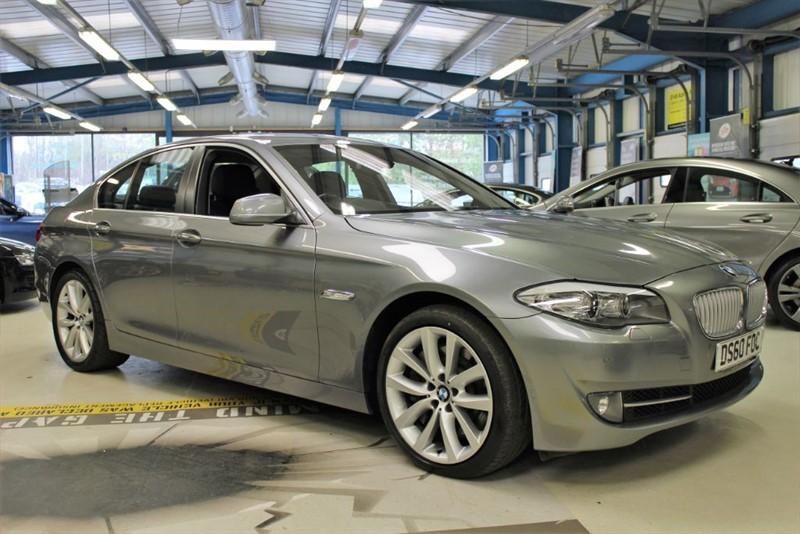 used BMW 550i SE [PRO NAV / LEATHER /19'' ALLOYS] in basingstoke-hampshire