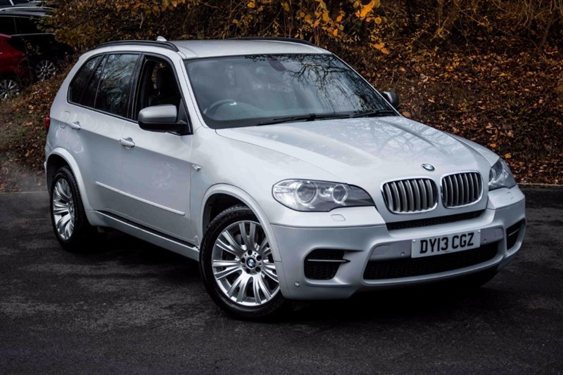 used BMW X5 M 50D [HUGE SPEC / 7 SEATS / £6,390 IN EXTRA'S] in basingstoke-hampshire