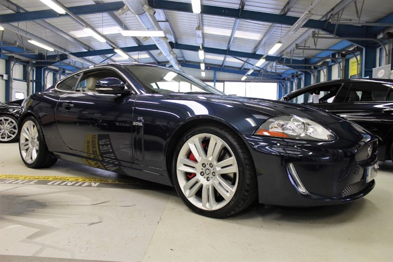 used Jaguar XKR Supercharged in basingstoke-hampshire