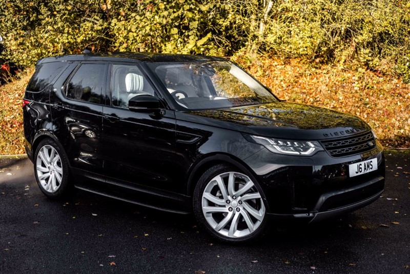 used Land Rover Discovery TD6 FIRST EDITION in basingstoke-hampshire