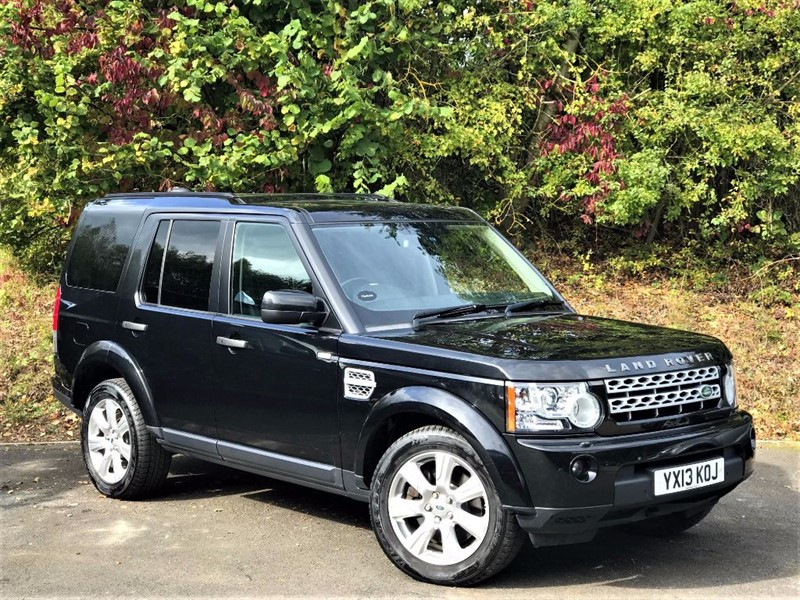 used Land Rover Discovery 4 SDV6 HSE [NAV / SUNROOF / 7 SEATS] in basingstoke-hampshire