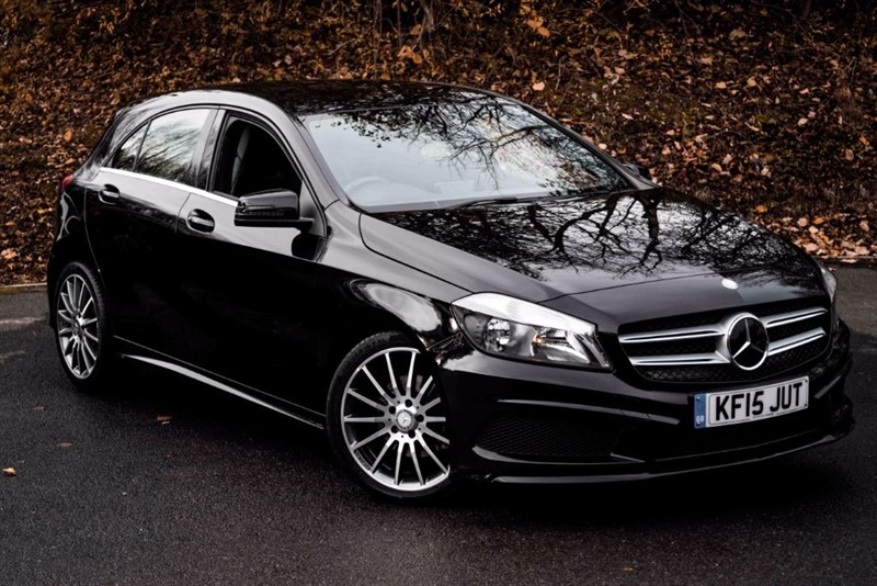 used Mercedes A180 CDI BLUEEFFICIENCY AMG SPORT in basingstoke-hampshire
