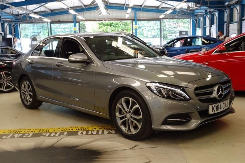 used Mercedes C200 SPORT in basingstoke-hampshire