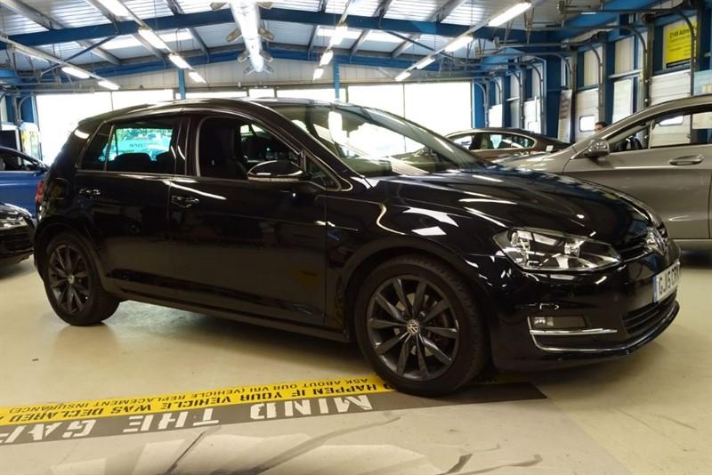 used VW Golf GT TSI ACT BLUEMOTION TECHNOLOGY DSG [NAV / ADAPTIVE CRUISE CONTROL] in basingstoke-hampshire