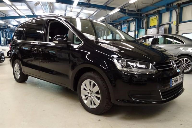 used VW Sharan SE TDI [ 1 OWNER / 7 SEATS] in basingstoke-hampshire