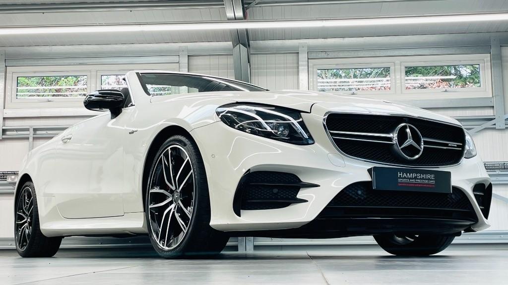 Mercedes E53 AMG