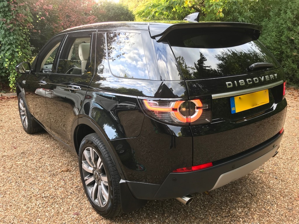 Used Land Rover Discovery Sport Hse Luxury For Sale In Kingswood