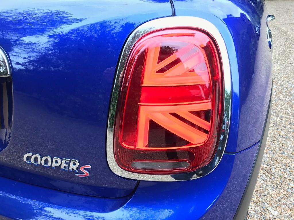 Cooper S 25th Anniversary Edition