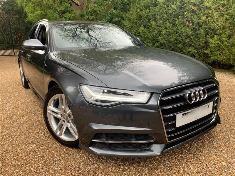 used Audi A6 AVANT TFSI S LINE in epsom-surrey
