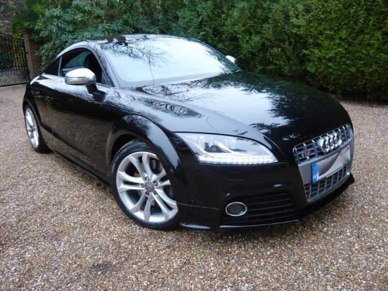 used Audi TT TTS TFSI QUATTRO in epsom-surrey