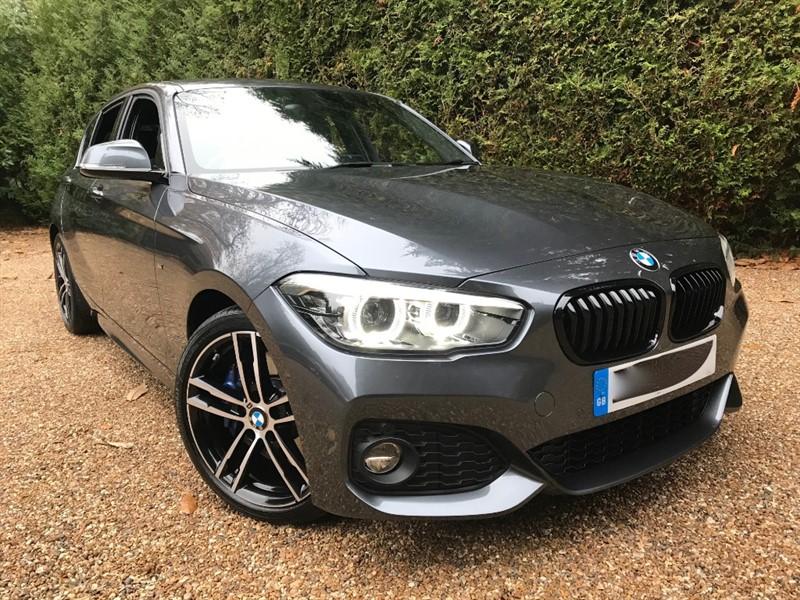 used BMW 125i M SPORT SHADOW EDITION in epsom-surrey