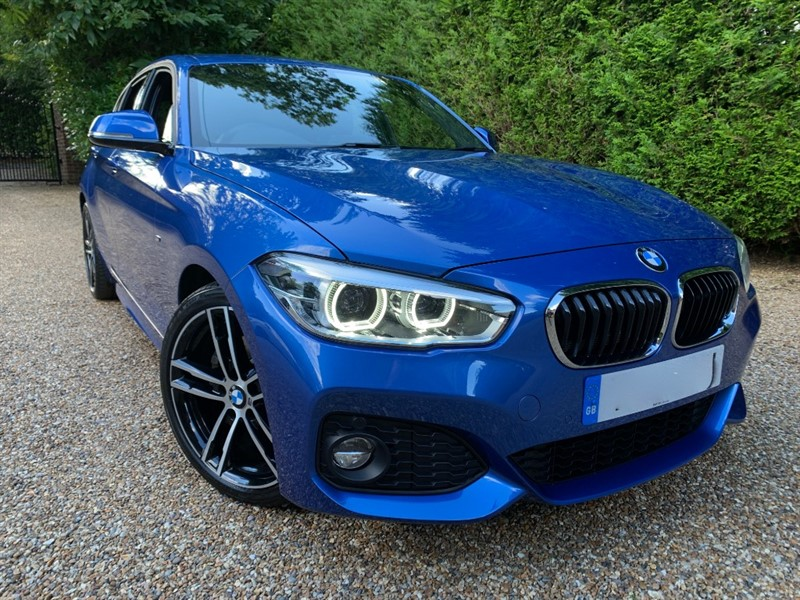 used BMW 125i M SPORT in epsom-surrey