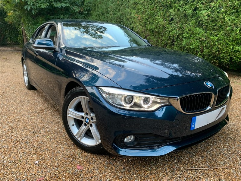 used BMW 420d SE GRAN COUPE in epsom-surrey