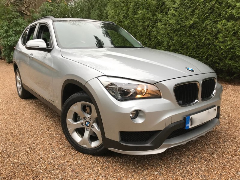 used BMW X1 S DRIVE 1.8D SE in epsom-surrey