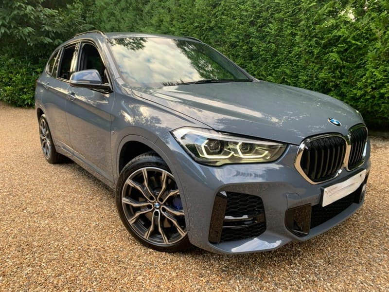 used BMW X1 XDRIVE20D M SPORT in epsom-surrey