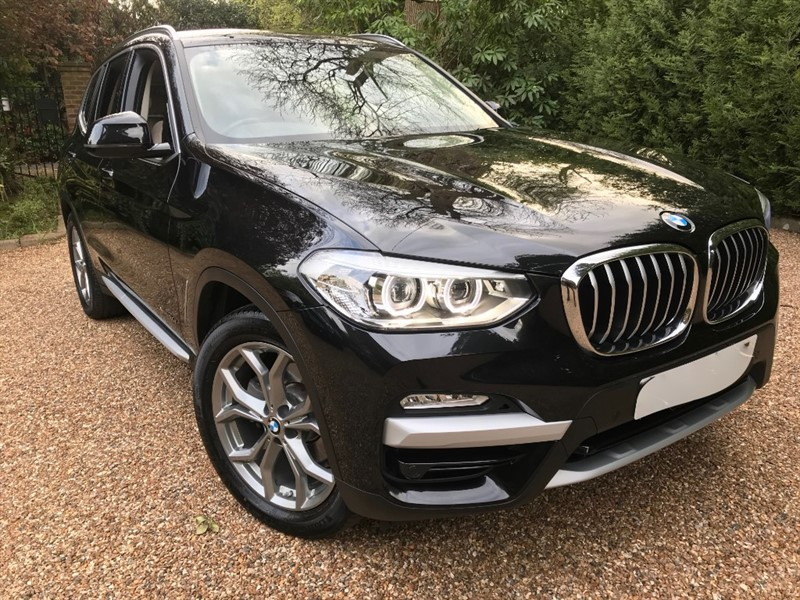 used BMW X3 XDRIVE 2.0D XLINE in epsom-surrey