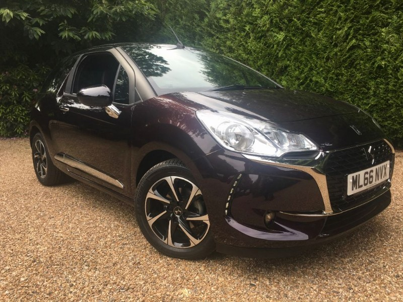 used DS 3 Elegance Pure Tech in epsom-surrey