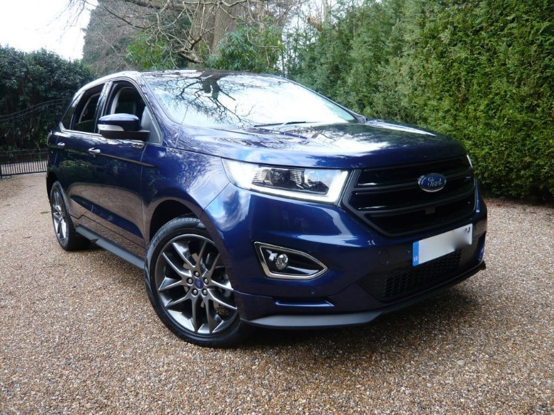 used Ford Edge TDCi SPORT AWD 180 BHP LUX Pack       in epsom-surrey