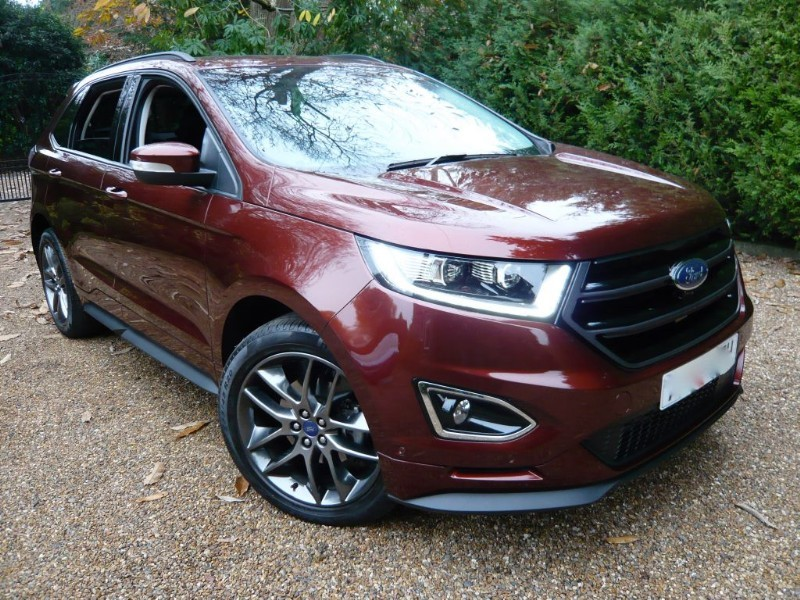 used Ford Edge TDC SPORT AWD 180BHP in epsom-surrey