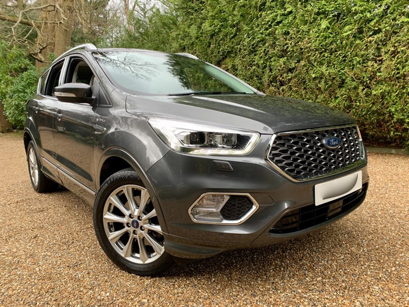 used Ford Kuga VIGNALE 4X4 in epsom-surrey