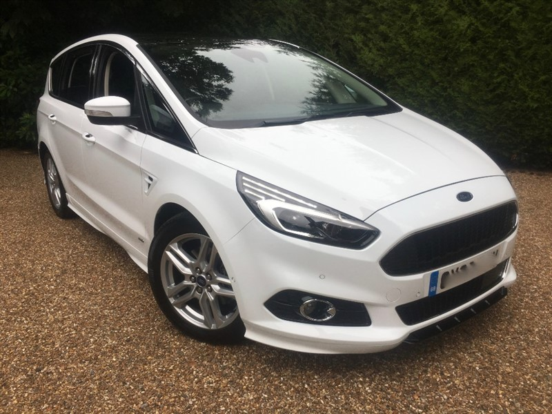 used Ford S-Max TITANIUM SPORT X Pack TDCI in epsom-surrey