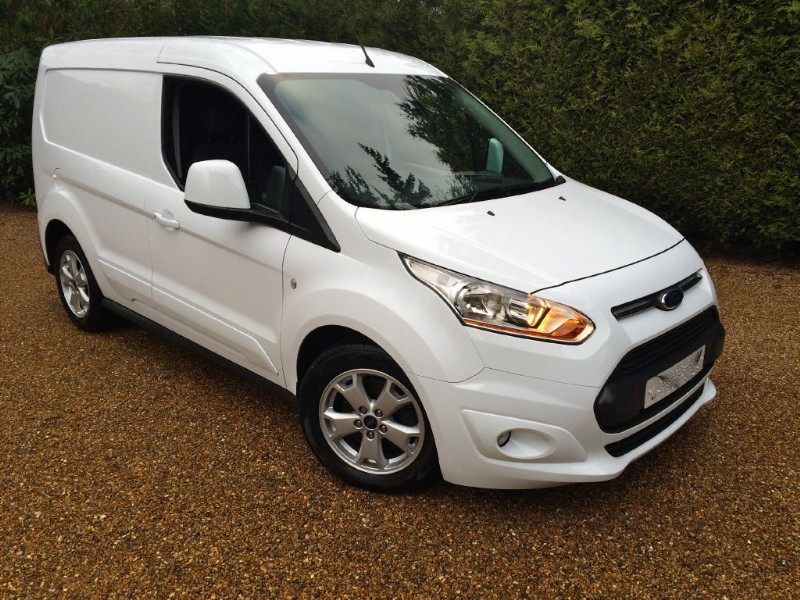 used Ford Transit Connect 200 LIMITED  L1 TDCI  in epsom-surrey