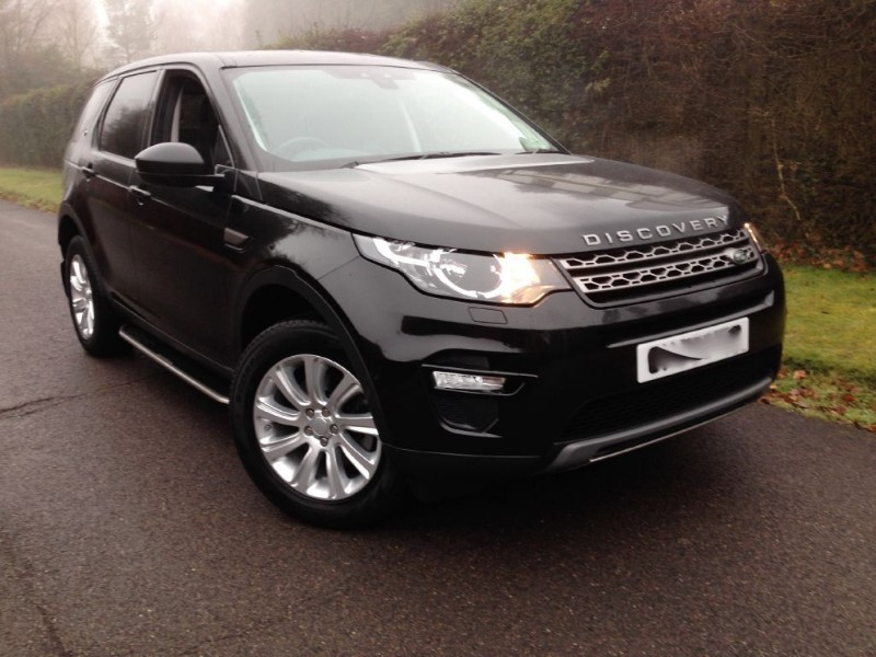used Land Rover Discovery Sport TD4 TECH SE 180 in epsom-surrey
