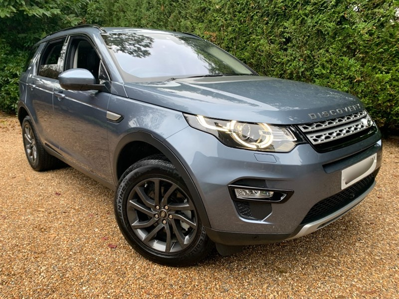used Land Rover Discovery Sport SI4 HSE 4X4 in epsom-surrey