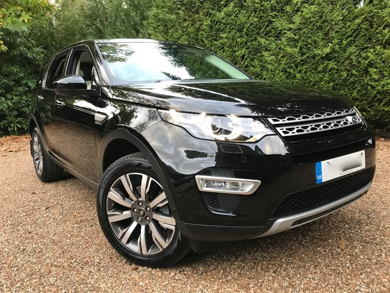 used Land Rover Discovery Sport HSE Luxury in epsom-surrey