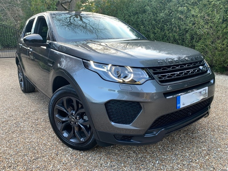 used Land Rover Discovery Sport TD4 LANDMARK in epsom-surrey