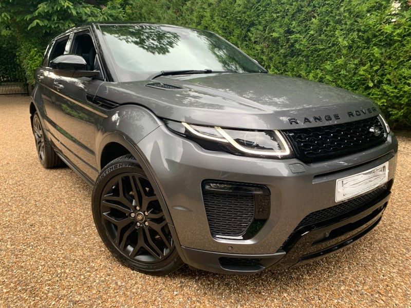 used Land Rover Range Rover Evoque TD4 HSE DYNAMIC in epsom-surrey