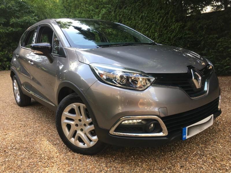 used Renault Captur DYNAMIQUE NAV DCI in epsom-surrey