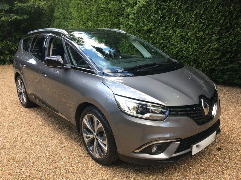 used Renault Grand Scenic DCI Energy Dynamique S Nav in epsom-surrey