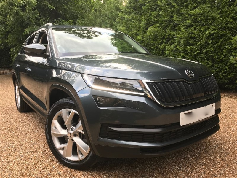used Skoda Kodiaq EDITION 2.0 TSI DSG 180 4X4 7 Seats in epsom-surrey