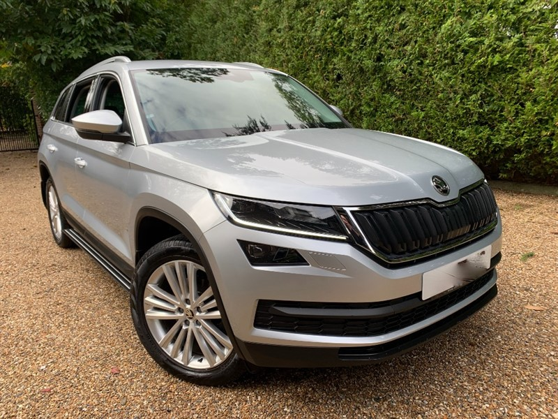 used Skoda Kodiaq EDITION TDI SCR DSG 4X4 in epsom-surrey