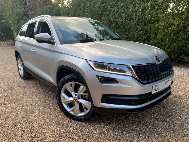 used Skoda Kodiaq EDITION TDI SCR DSG in epsom-surrey