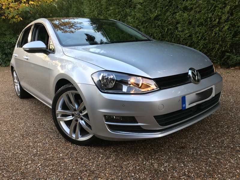 used VW Golf GT EDITION TSI ACT BMT in epsom-surrey