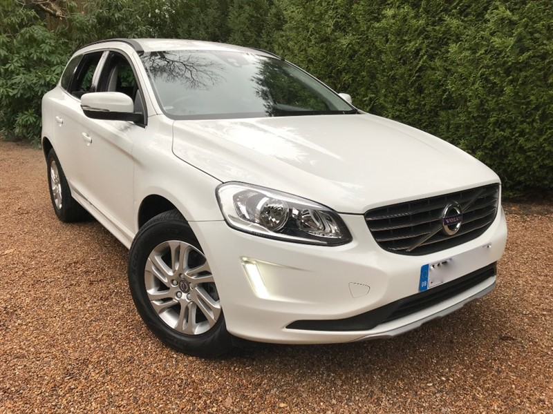 used Volvo XC60 D4 SE NAV in epsom-surrey