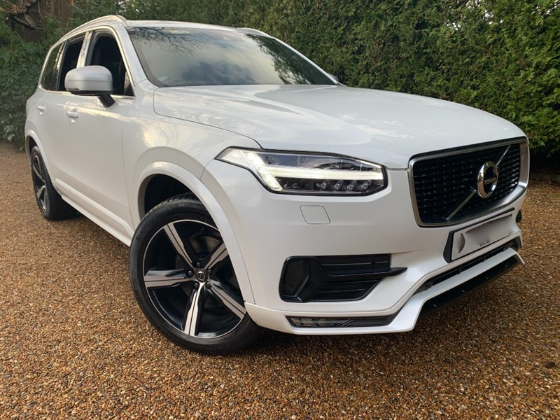 used Volvo XC90 D5 POWERPULSE R-DESIGN AWD in epsom-surrey