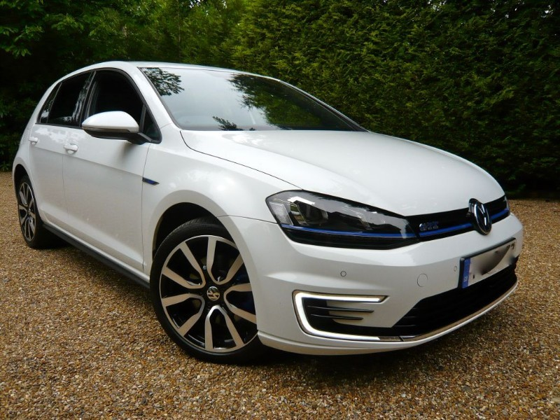 used VW Golf GTE TSI in epsom-surrey
