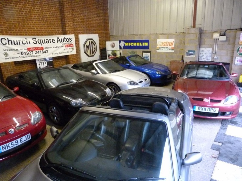 Used MG MGF For Sale in Shepperton, Surrey