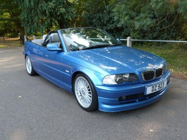 used BMW 330i Alpina B3 3.3 Convertible + H/Top
